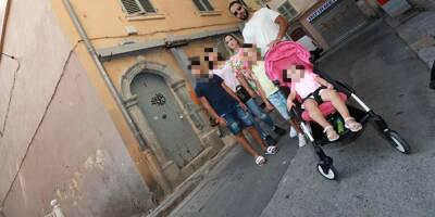 """Leur appartement est déclaré en """"péril imminent"""" à Toulon, ils vivent dans une chambre d'hôtel avec leurs enfants depuis cinq mois"""