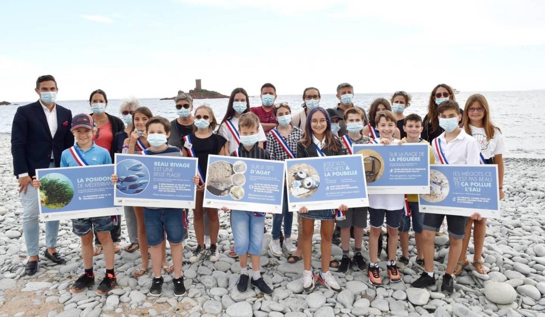 Une des prérogatives du conseil municipal des jeunes: la protection de l'environnement. Comme l'été dernier, où des  panneaux de sensibilisation ont été exposés, à l'initiative des jeunes, sur les postes de secours des plages.