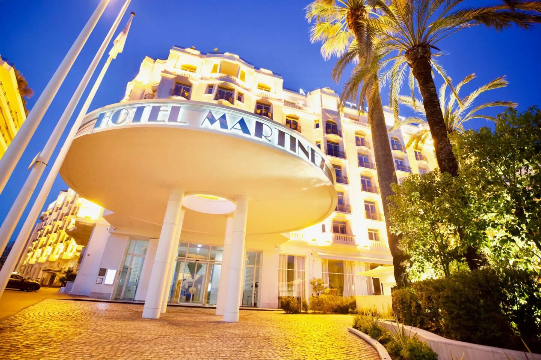 Dans le challenge lancé par le site Luxury Travel Advisor, l'hôtel de luxe cannois a passé aujourd'hui le cap national.
