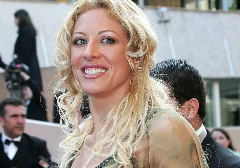 Loana à Cannes en 2005.