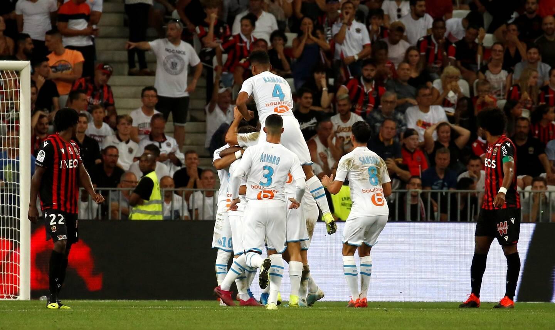 L'OGC Nice reste sur sept défaites consécutives, toutes en championnat, dans le derby de la Méditerranée.