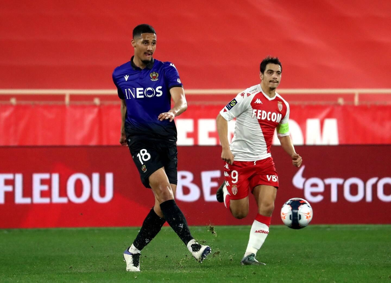 Retrouvailles entre Saliba et Ben Yedder, ce soir à l'Allianz, plus d'un mois après la défaite du Gym à Monaco en Ligue 1, au Louis-II.