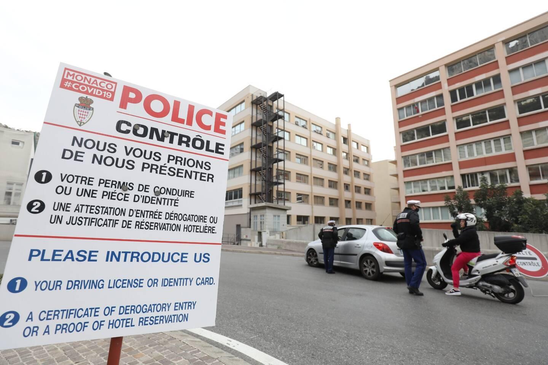 Plus de 4.000 contrôles ont été réalisés ce week-end aux entrées de Monaco (routes, gare SNCF, voie aérienne).