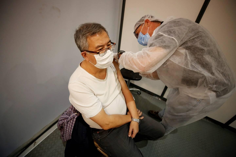 1.003.737 premières doses et 367.987 deuxièmes ont été injectées dans la région Paca.