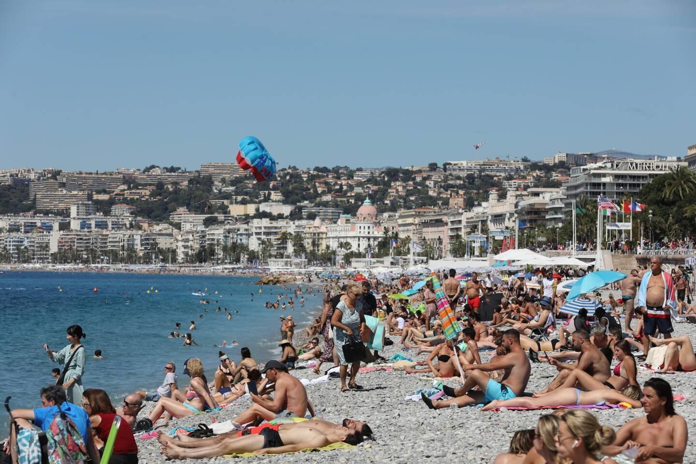 Les touristes sont de retour sur la Côte d'Azur