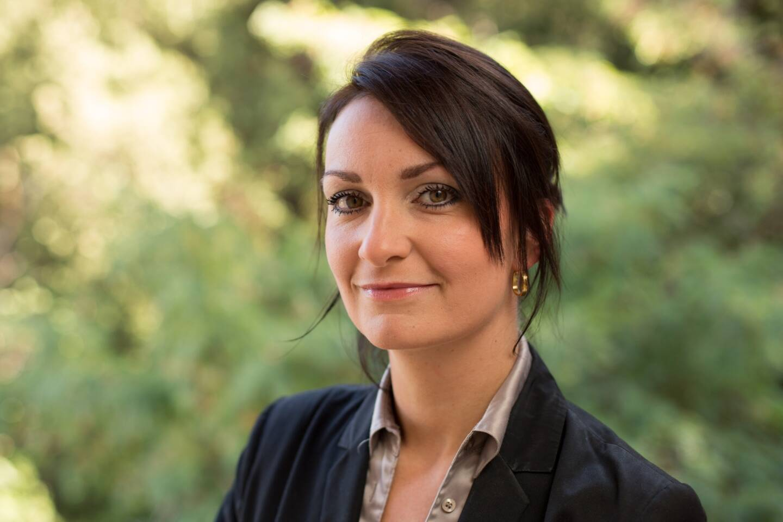 Caroline Delabaca,  directrice de la banque privée Banque Populaire Méditerranée, a animé la 3e table ronde.