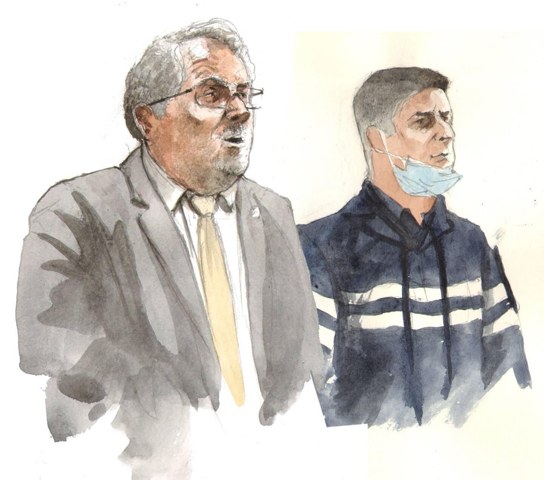 Experts et témoins sont revenus avec force détails sur cette matinée du 30 mars 2019.