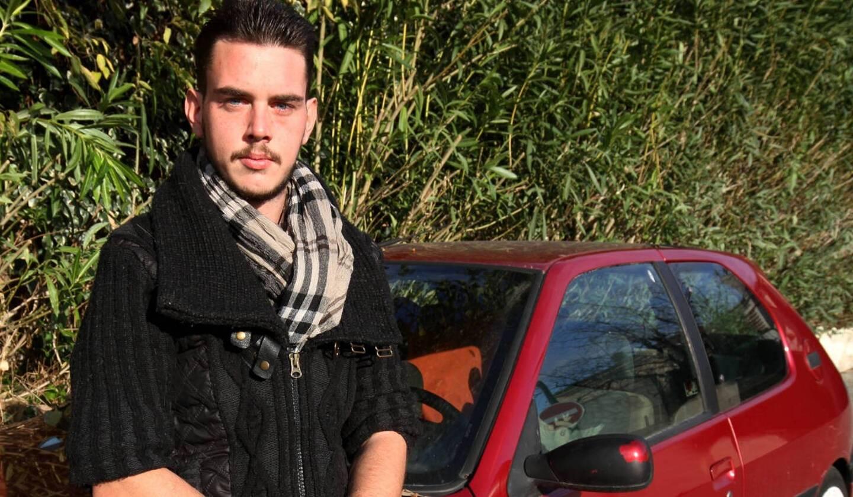 Bel élan de solidarité pour Johnny, SDF à 24 ans