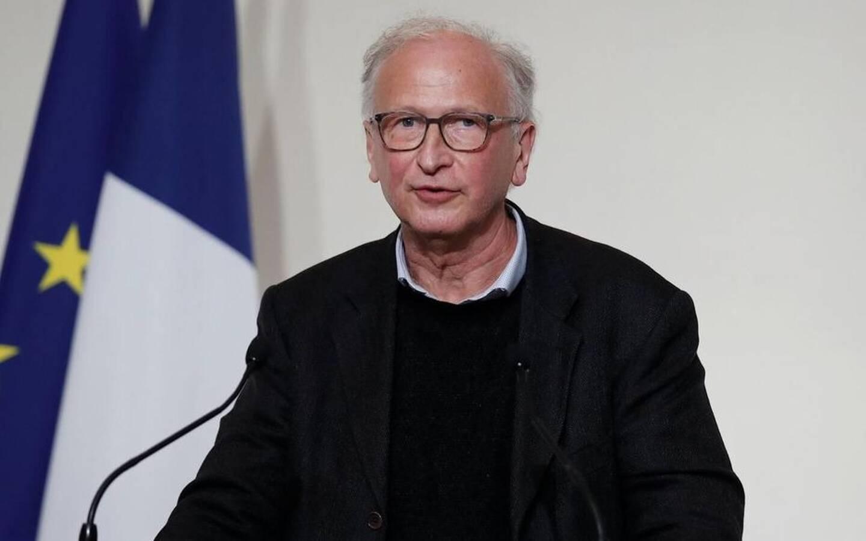 Le Pr Alain Fischer.