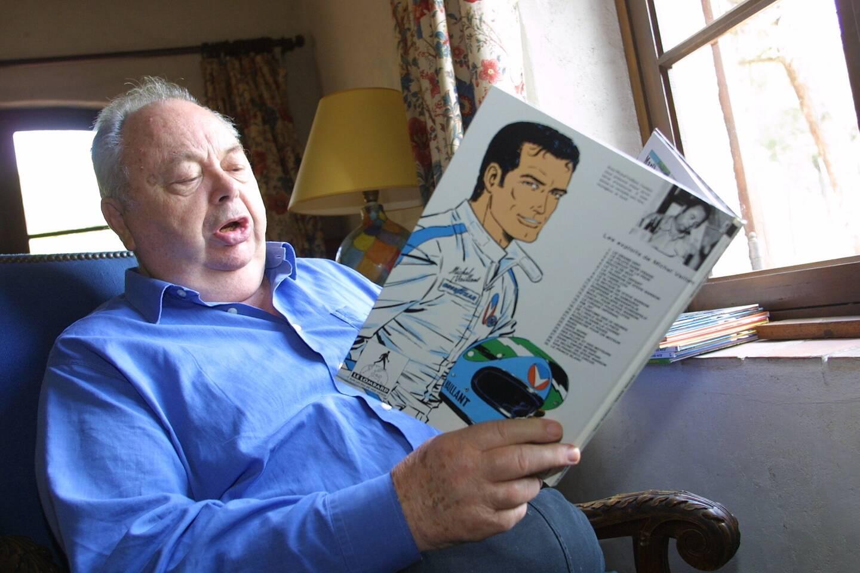 En 2002, Jean Graton était l'un des invités d'honneur du premier festival de BD de Roquebrune-sur-Argens, où il avait posé ses crayons trente ans plus tôt.
