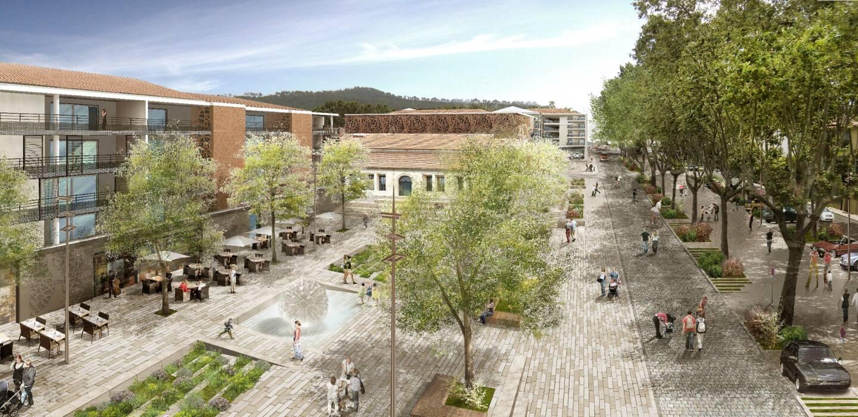 Le Pôle Liberté est LE projet brignolais qui doit métamorphoser la petite ville du centre Var.