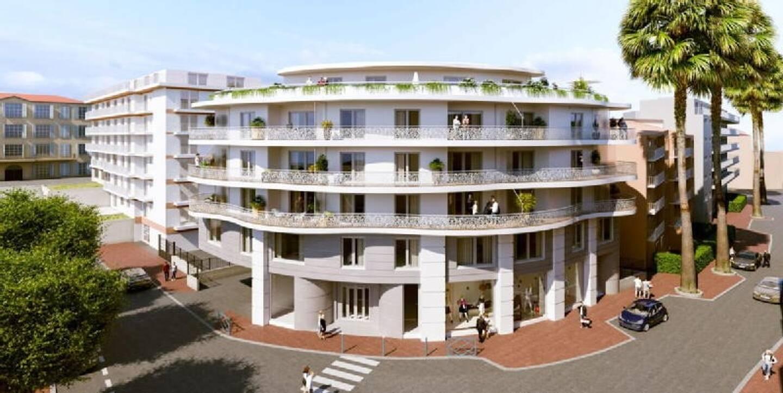 """Le projet """"Cœur 2 Cagnes"""" prévoit 18 logements privés et 9 logements sociaux. Une villa avec toit terrasse composera cette nouvelle construction prévue au premier trimestre 2022."""