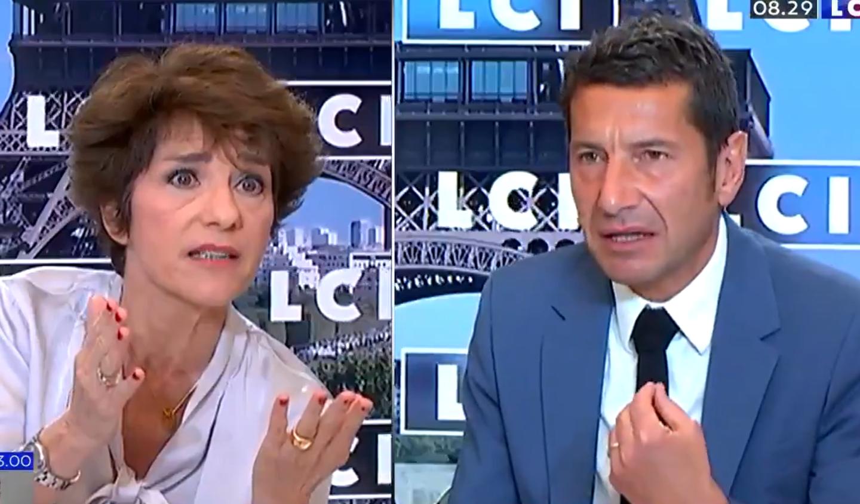 Le maire de Cannes était l'invité de LCI ce mercredi matin à 8h15. Au micro d'Elizabeth Martichoux, David Lisnard a commenté les échéances électorales qui approchent à grand pas.