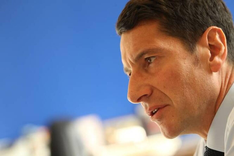Le maire LR de Cannes, David Lisnard.