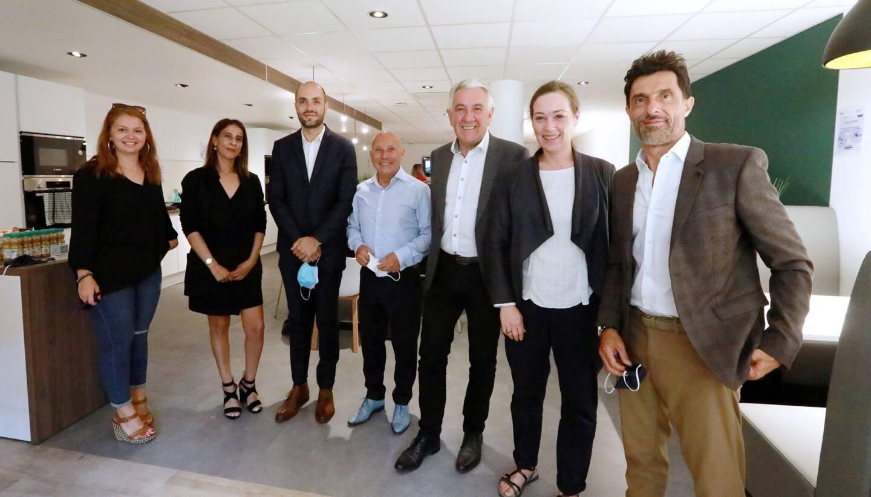 Justice Passemard, Nora Proenca, Emmanuel Souraud, Max Alunni, Marcel Ragni, Eve Saint-Germes, Stéphane Spineu.