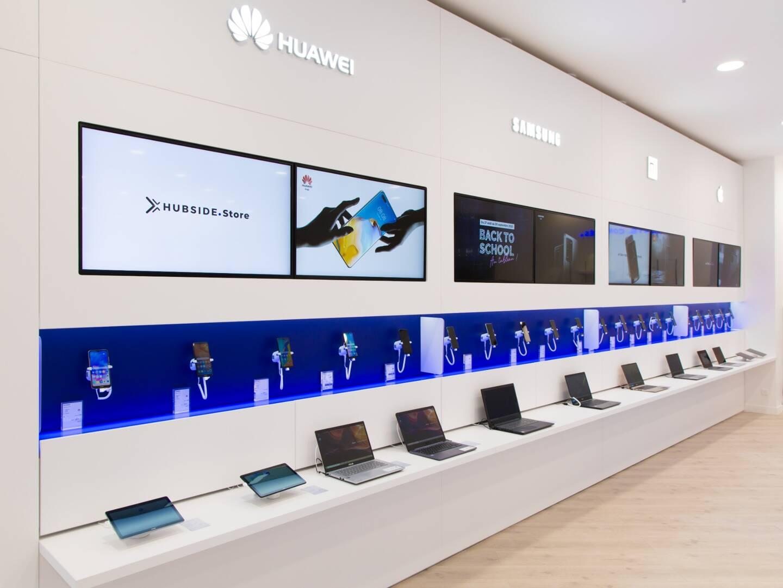 Hubside Store prévoit d'ouvrir à Toulon, au centre commercial Mayol et à Nice Lingostière au centre commercial Carrefour.