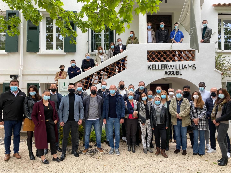 Les agences Keller Williams qui ont ouvert à Toulon-Ollioules et Hyères en avril et octobre 2020 emploient déjà 80 collaborateurs.