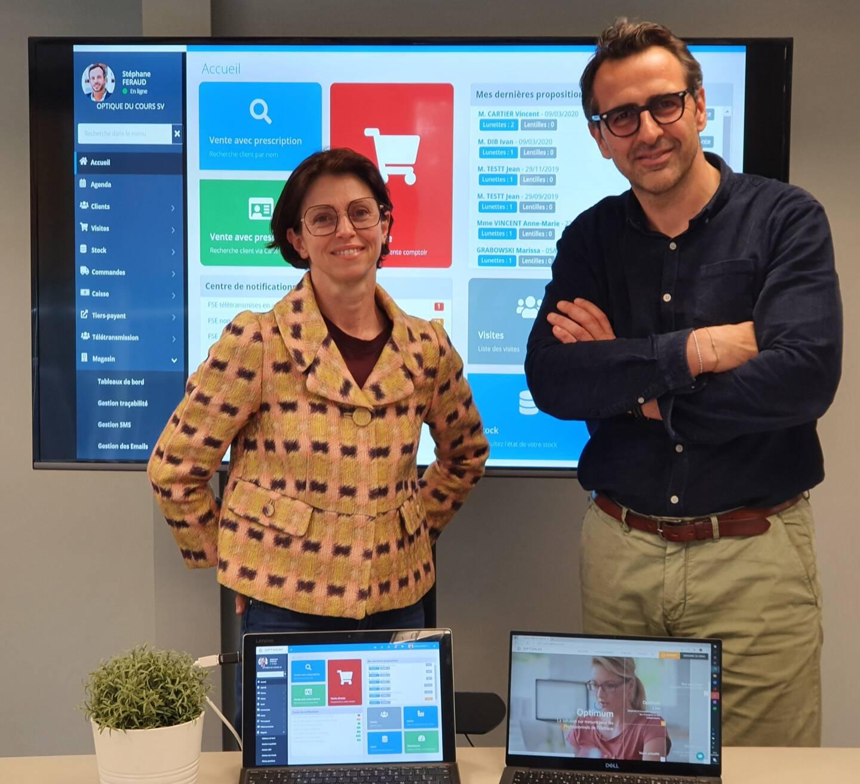 Stéphane Feraud et Eve-Marie Jouberteix visent le titre de leader français dans leur domaine et vise à l'international le marché européen et africain.
