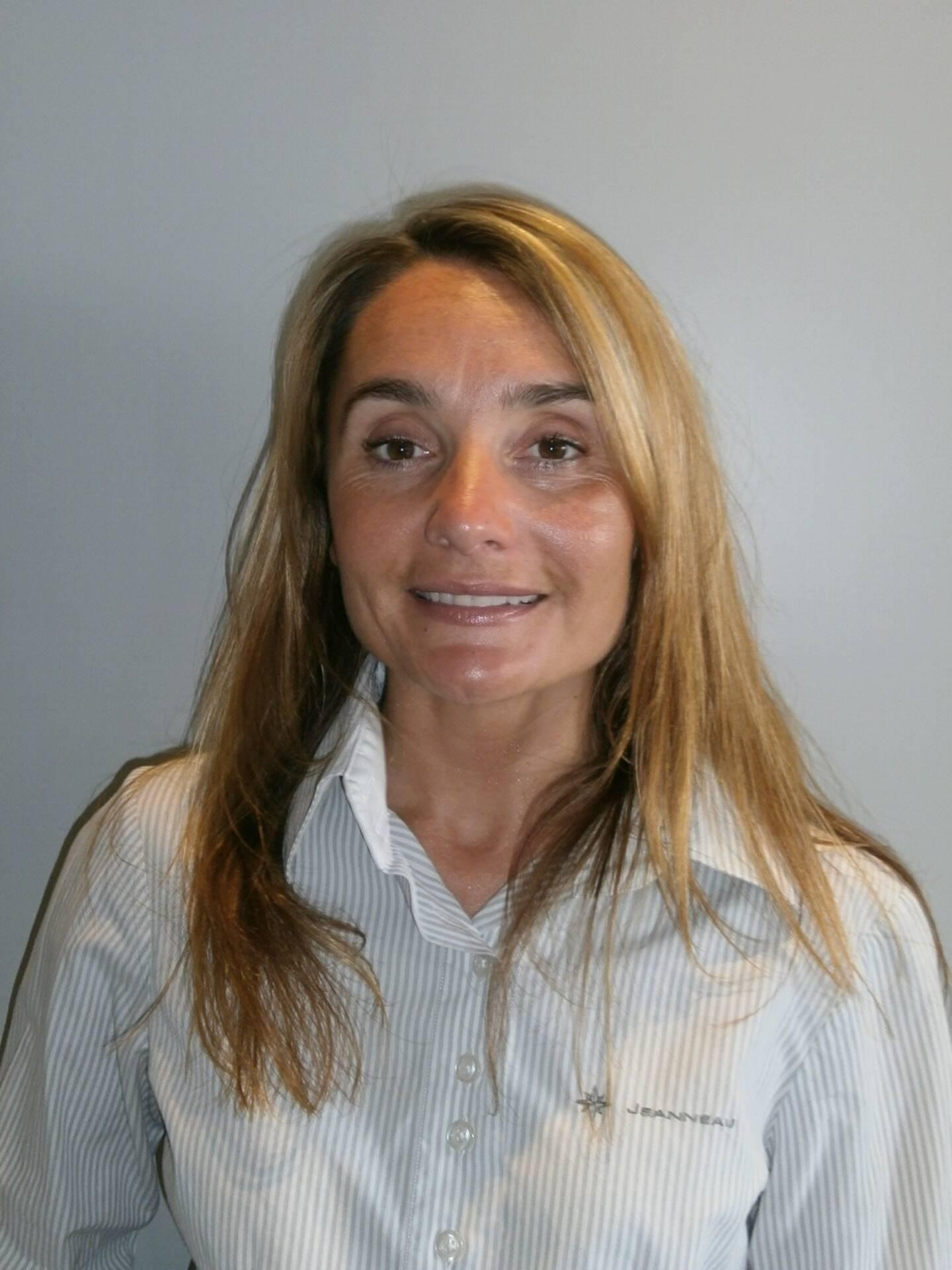 Muriel Di Martino, représentante de la fédération des industries nautiques dans la Région Sud.