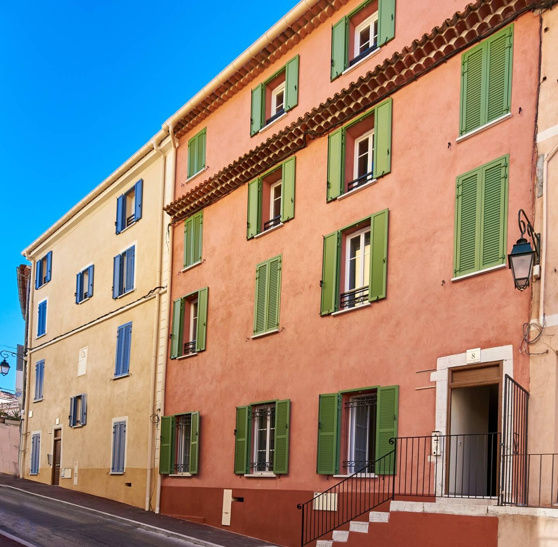 Le groupe Erilia gère, dans les Alpes-Maritimes et le Var, près de 14.000 logements, dont la résidence Les Cordelles à Cagnes-sur-Mer.