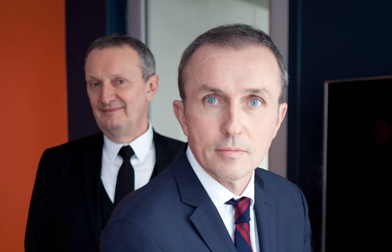 """""""L'entreprise a réalisé 300% de croissance organique en effectif sur les cinq dernières années"""", expliquent Eric Guillerm et Marc Brua, cofondateurs de Squad."""