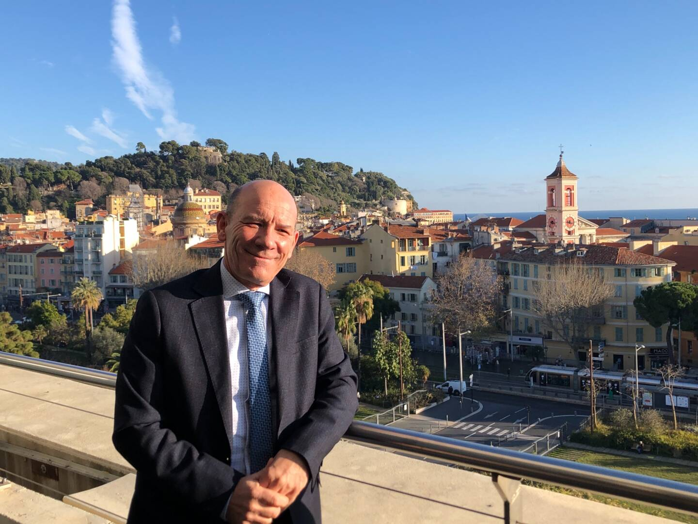 Daniel Sfecci avait annoncé mi-janvier sa décision d'être candidat à la présidence de la CCI NCA.