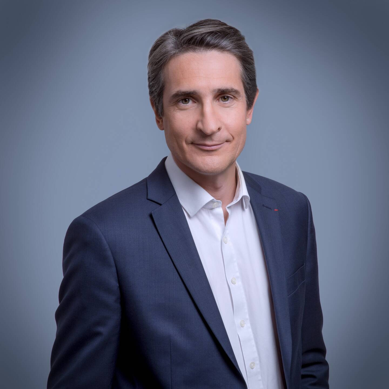 Patrice Caine, pdg du Groupe Thales.