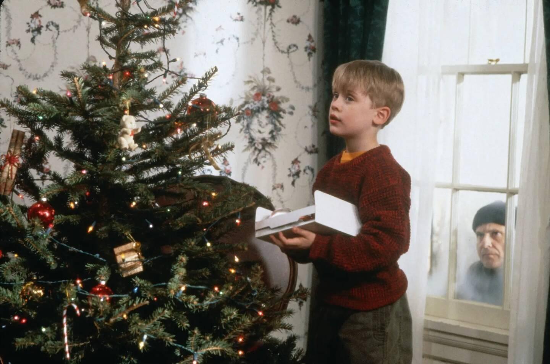 Macaulay Culkin dans le rôle de Kevin McCallister
