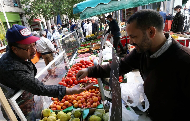 Le marché de Toulon est le finaliste régional du concours 2021 Mon plus beau marché.