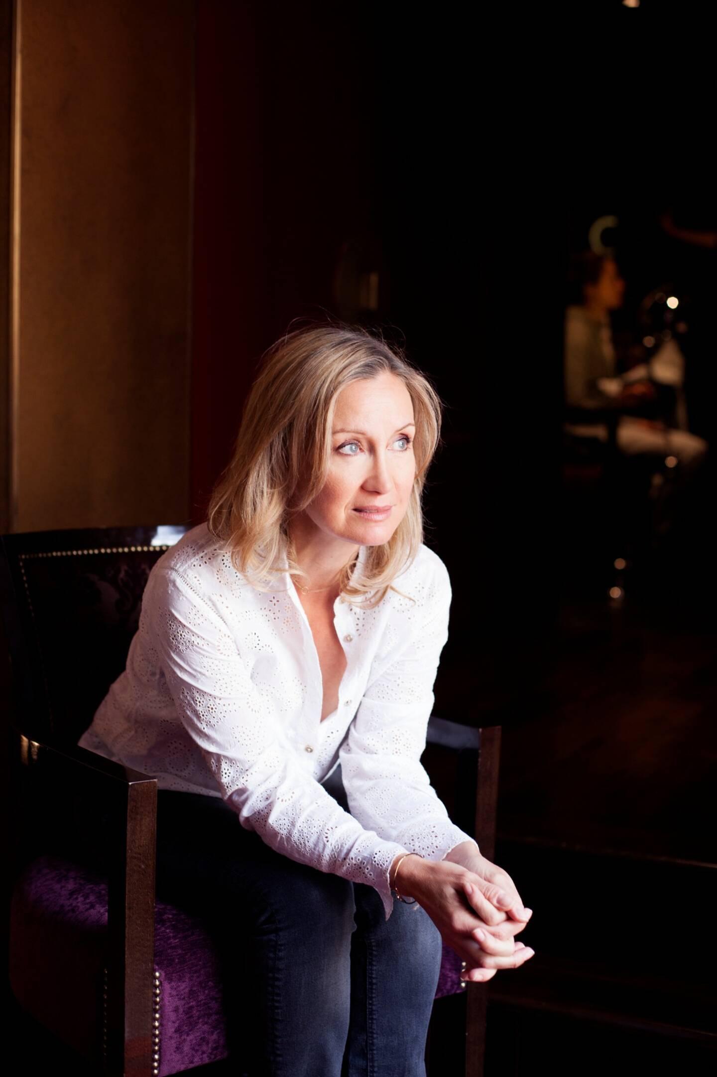 Catherine Marchal est au casting de Ici tout commence, sur TF1.