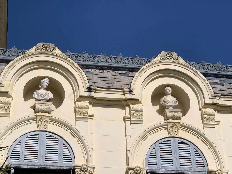 La Villa Rothschild à Cannes...