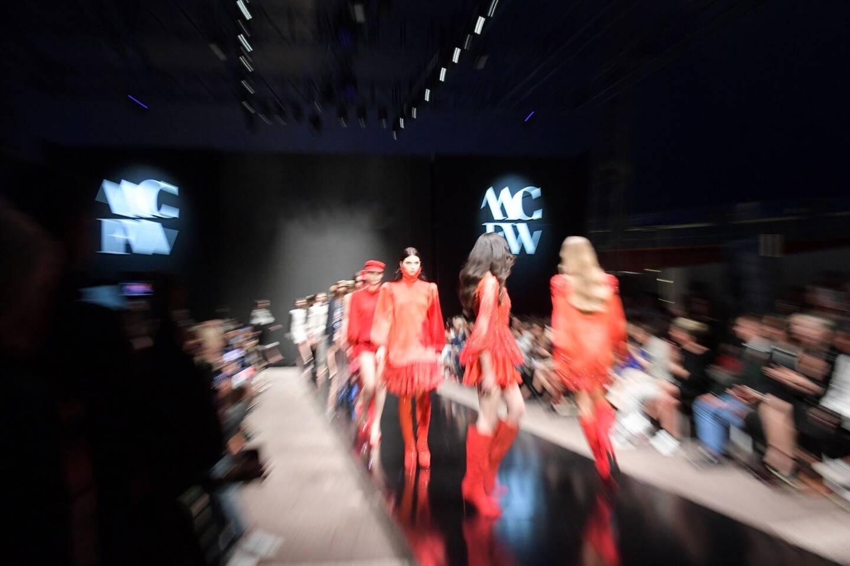 La Monte-Carlo Fashion Week aura lieu en mai 2021 (illustration).