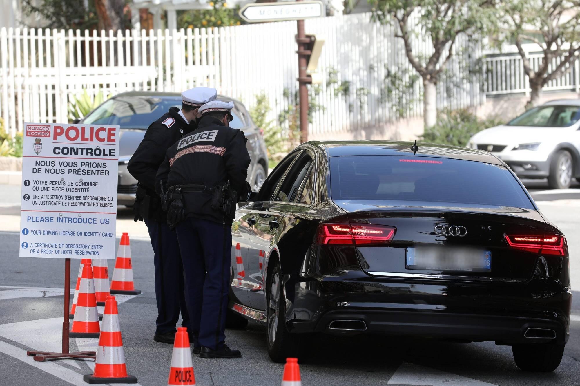 À Monaco, les policiers seront bientôt équipés de smartphones pour contrôler les pass sanitaires
