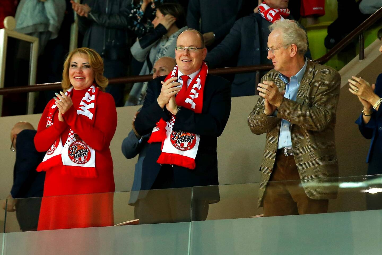 Le prince Albert II recevra la Roca Team au Palais princier en fin de saison.