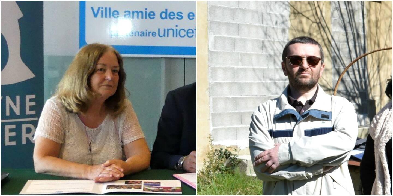 Isabelle Renier et David Ferri