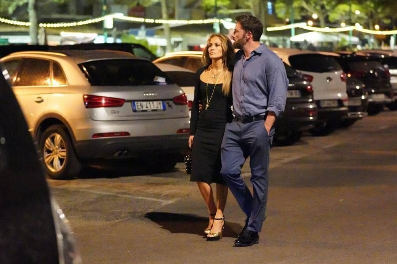 Jennifer Lopez et Ben Affleck, retour de flammes à Saint-Tropez.