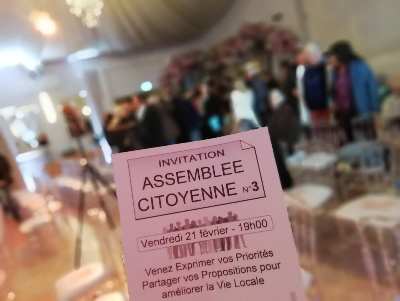 A Montauroux, en février 2020, une soirée avait été organisée pour partager les idées concernant la vie locale.