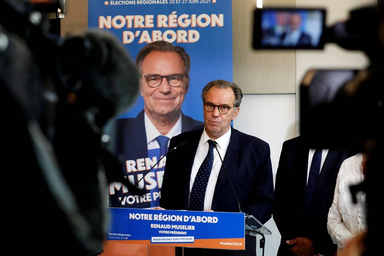"""""""Beaucoup de bêtises ont été dites à mon endroit"""" déclare Renaud Muselier."""