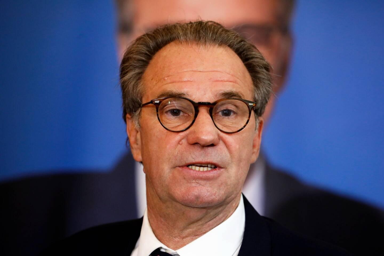 """""""Hubert Falco est mon ami ; je soutiens toujours mes amis lorsqu'ils sont en difficulté"""", a déclaré hier Renaud Muselier."""