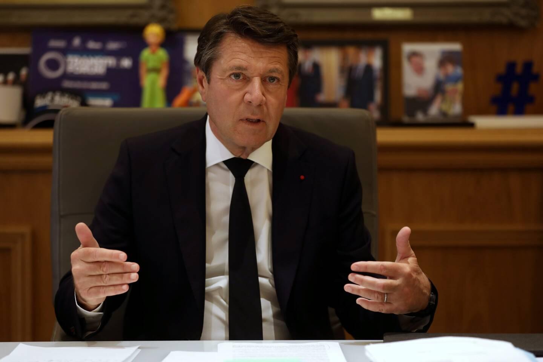 """""""Je n'ai rien à négocier, affirme le maire de Nice, c'est pour cela que je suis libre."""""""