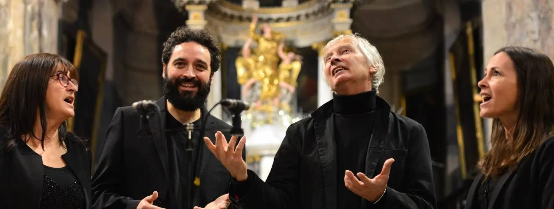 Samedi, les chants polyphoniques du Corou de Berra ont résonné dans l'église Saint-Pierre et de L'Assomption, à Gilette.