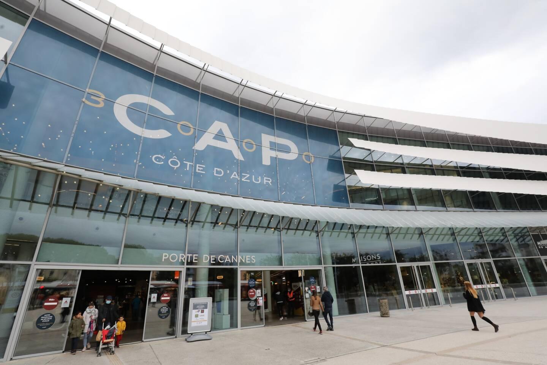 Cap 3000 s'étend depuis 2019 sur 135.000 m2, après une extension de sa surface commerciale de 50.000 m 2.
