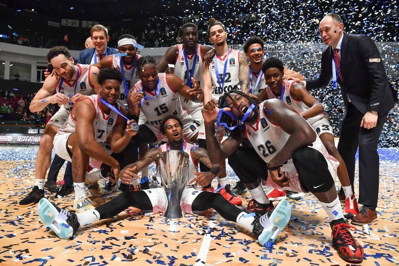 L'AS Monaco Basket rentre dans la légende !