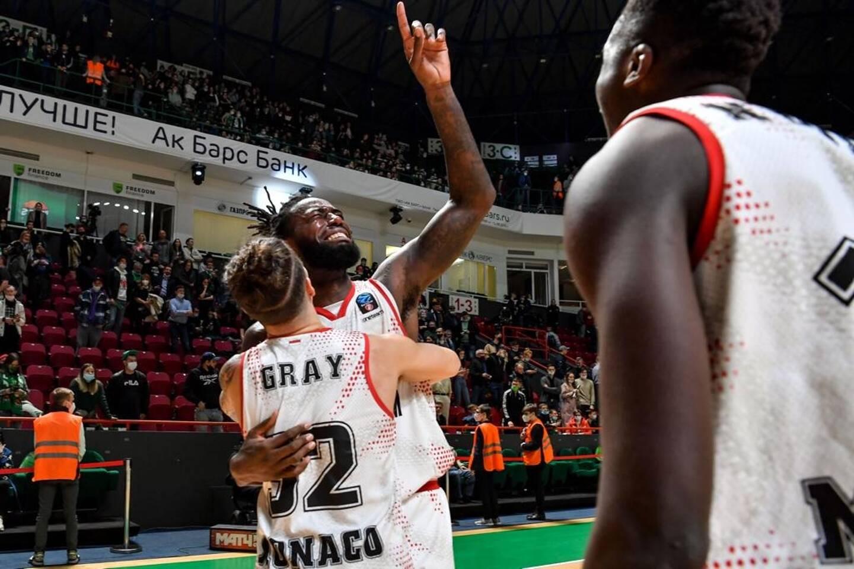 L'AS Monaco Basket rentre dans la légende!