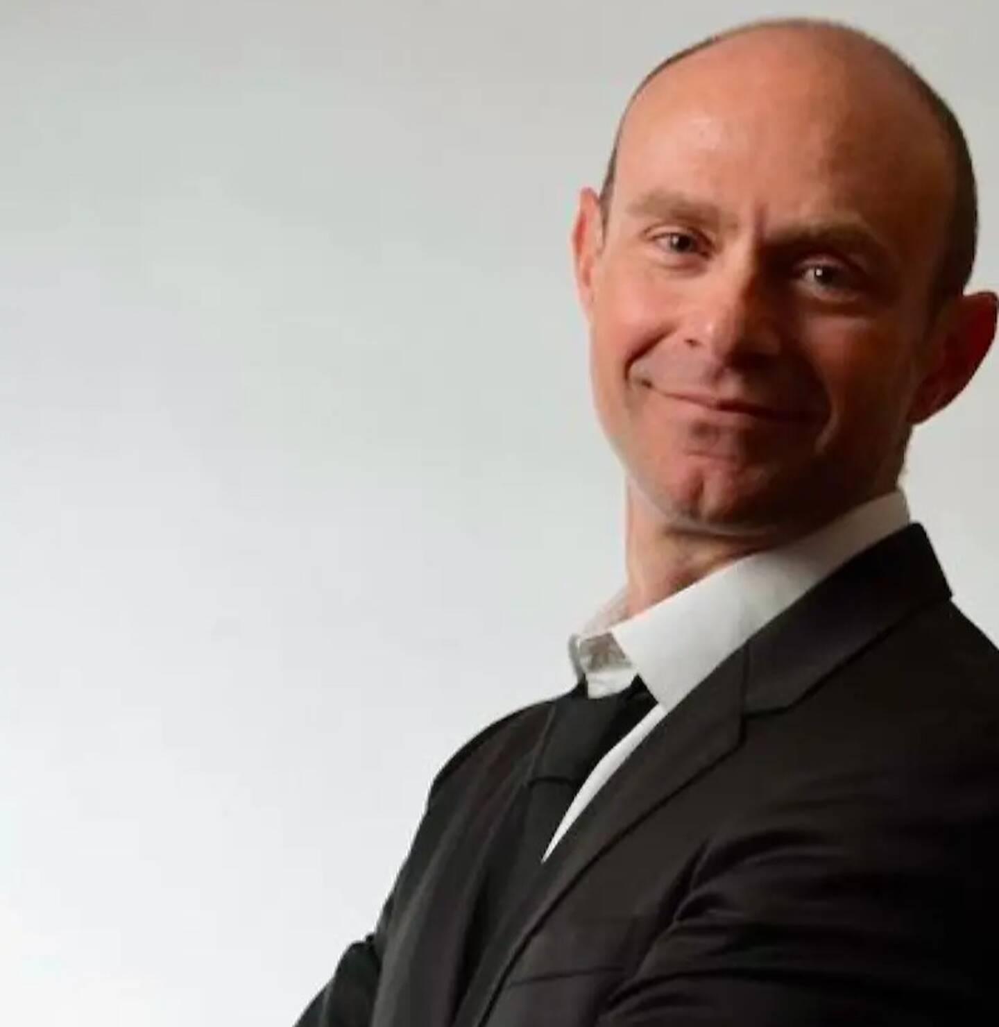 Psychiatre, psychothérapeute à Nice, le docteur Jérôme Palazzolo