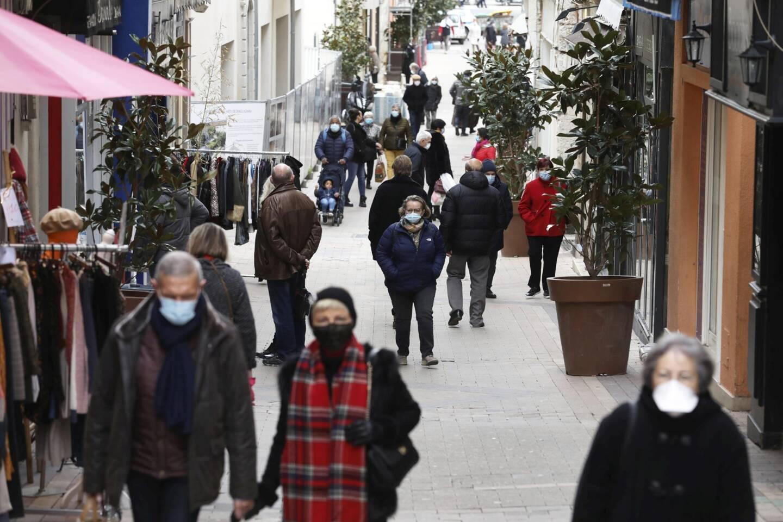 A Draguignan, on mesure désormais la fréquentation du centre-ville, afin, notamment, de fournir des chiffres aux grandes enseignes qui en sont friandes.