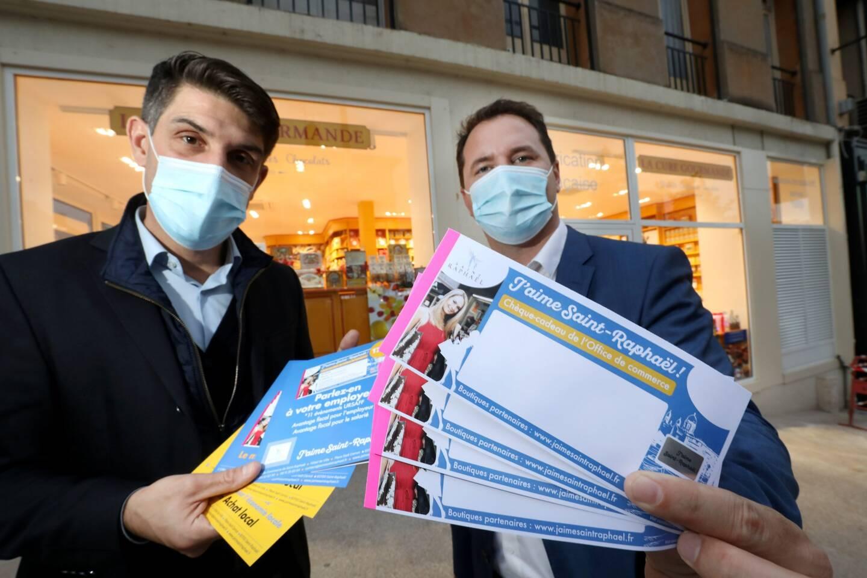 Les chèques-cadeaux ont déjà permis de réinjecter près de 380.000 euros dans l'économie locale.
