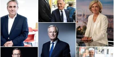 Pécresse, Bertrand, Retailleau... Primaire à droite: qui soutient qui dans les Alpes-Maritimes