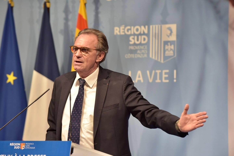 Renaud Muselier s'est fait vacciner hier à Marseille, avant d'appeler à tout mettre en œuvre pour rouvrir les portes à une vie normale.