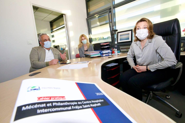 Le centre hospitalier intercommunal de Fréjus/Saint-Raphaël, qui a vu le nombre de dons exploser en 2020, crée une structure facilitant l'accès au mécénat et à la philanthropie… pour le bien-être des patients.